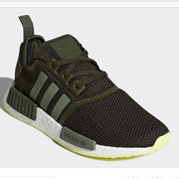 online store d1a3a 4c87a Adidas NMD R1 size 7.5 women's
